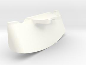 Diffuseur BZ17 in White Processed Versatile Plastic