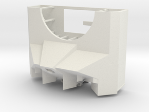 deailed house in White Natural Versatile Plastic