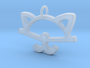 Meaw in Smooth Fine Detail Plastic