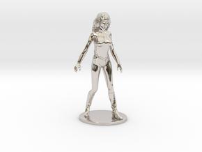 Princess Ariel Miniature in Platinum: 1:60.96