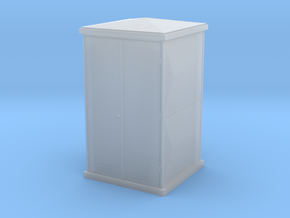 TJ-H04657 - Armoire electrique fibrociment in Smooth Fine Detail Plastic