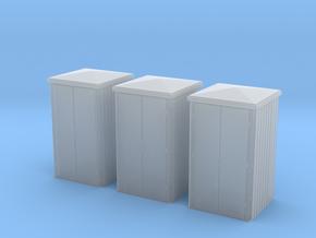 TJ-H04658x3 - Armoires electriques métalliques in Smooth Fine Detail Plastic