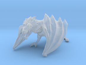 Game Of Thrones Dragon (large) in Smooth Fine Detail Plastic