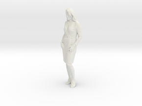 Printle C Femme 256 - 1/43 - wob in White Strong & Flexible