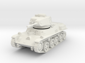 PV178 Stridsvagn m/39 (1/48) in White Strong & Flexible