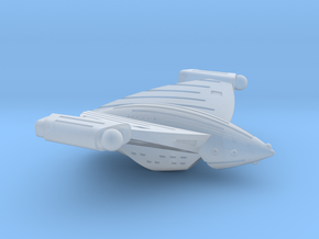 Detroitian Tempest Tactical Cruiser-1:7000 in Frosted Ultra Detail