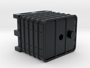 Palette avec réservoir IBC HO 1/87 in Black Hi-Def Acrylate