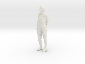 Printle C Femme 263 - 1/43 - wob in White Strong & Flexible