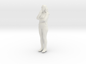 Printle C Femme 268 - 1/32 - wob in White Strong & Flexible