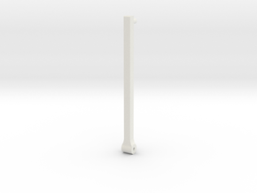 EMD Locomotive Stanchion 53 Inch in White Strong & Flexible