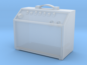 1/24 Scale Amp in Smooth Fine Detail Plastic