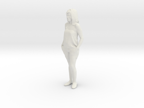 Printle C Femme 282 - 1/43 - wob in White Strong & Flexible