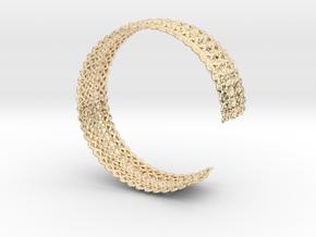 Bracelet Deco Medium in 14K Yellow Gold