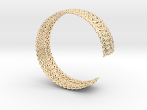 Bracelet Deco small in 14K Yellow Gold