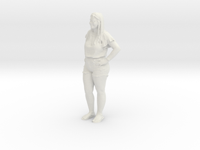 Printle C Femme 290 - 1/35 - wob in White Strong & Flexible