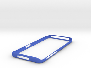 Galaxy S8  Bumper  Samsung in Blue Processed Versatile Plastic