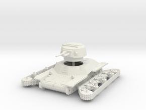1/72 Type 2 Ke-To light tank in White Strong & Flexible