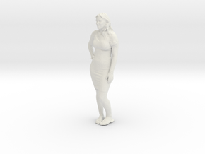 Printle C Femme 289 - 1/43 - wob in White Strong & Flexible
