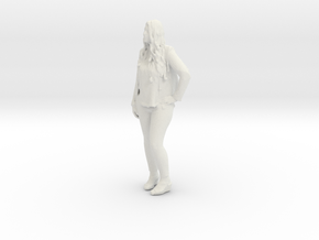 Printle C Femme 293 - 1/35 - wob in White Natural Versatile Plastic
