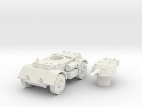 T17 Staghound (Usa) 1/100 in White Natural Versatile Plastic