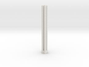 HOea121 - Architectural elements 2 in White Natural Versatile Plastic