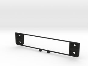 Grill for RC4WD Blazer Body or Vaterra Ascender in Black Natural Versatile Plastic