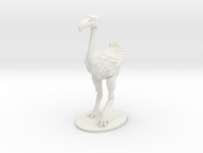 Axe Beak in White Natural Versatile Plastic: 1:55