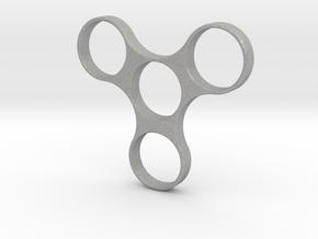 Fidget Spinner in Aluminum