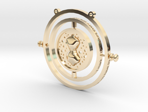 Time Turner in 14K Yellow Gold
