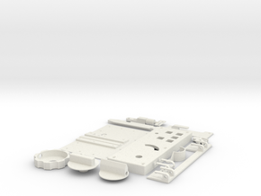 RCU-part-1 of 2 in White Natural Versatile Plastic