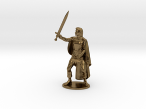 Belgarion Miniature in Natural Bronze: 1:55