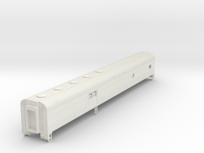 Via Rail Baggage Car in Ho in White Natural Versatile Plastic