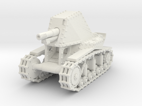 SU18 (1-87 Scale) in White Natural Versatile Plastic