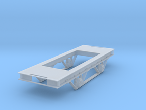 Atlas chassis  (standard) in Smooth Fine Detail Plastic: 1:45