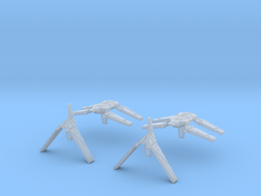 Norsehound Shuttles in Smooth Fine Detail Plastic