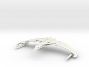 "Valdor Class  7.5"" wing to wing in White Strong & Flexible"