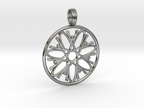 DAWNING SISTARS in Fine Detail Polished Silver