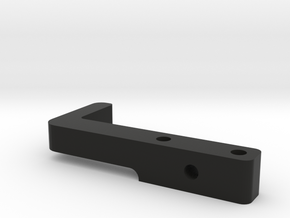 Xray T4 Tapeless Lipo Holder - Front in Black Strong & Flexible