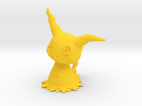 Mimikyu in Yellow Strong & Flexible Polished