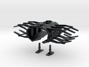EU Shipyard 1 in Black Hi-Def Acrylate
