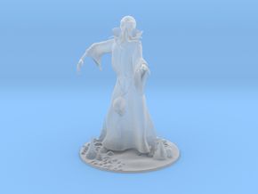 Mind Flayer Miniature in Frosted Ultra Detail: 1:55