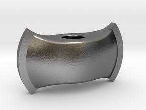 Double Axe in Polished Nickel Steel