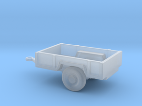 1/160 Scale M-101 Trailer in Smooth Fine Detail Plastic