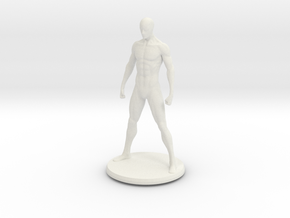 Printle C Homme 435 - 1/24 in White Strong & Flexible