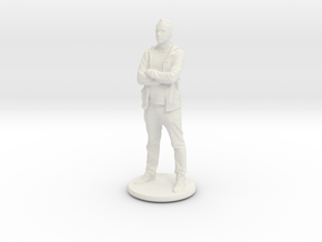 Printle C Homme 459 - 1/32 in White Strong & Flexible