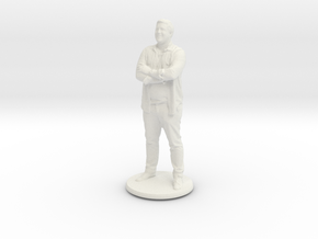 Printle C Homme 458 - 1/32 in White Strong & Flexible