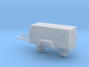 Generator/Compressor 1-87 HO Scale in Smooth Fine Detail Plastic