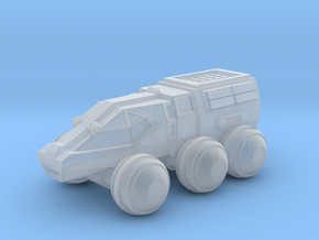 Explorer Buggy in Smooth Fine Detail Plastic