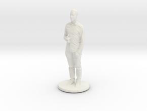 Printle T Homme 466 - 1/32 in White Natural Versatile Plastic