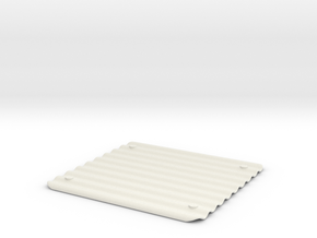 PenTray in White Natural Versatile Plastic